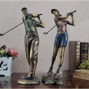 cặp đôi chơi golf M2