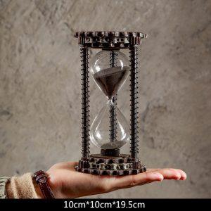 đồng hồ cát bánh răng