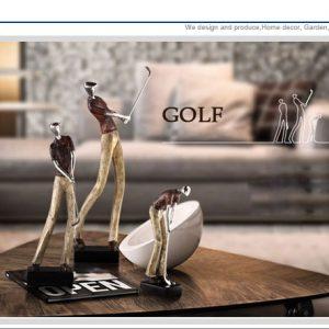 tượng golf nam M3.