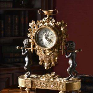đồng hồ cổ điển châu âu