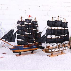mô hình thuyền cướp biển 50cm – HÀNG ODER
