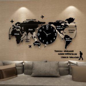 đồng hồ treo tường M9 –  HÀNG NHẬN ODER.